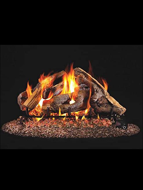 Woodstack Gas Logs