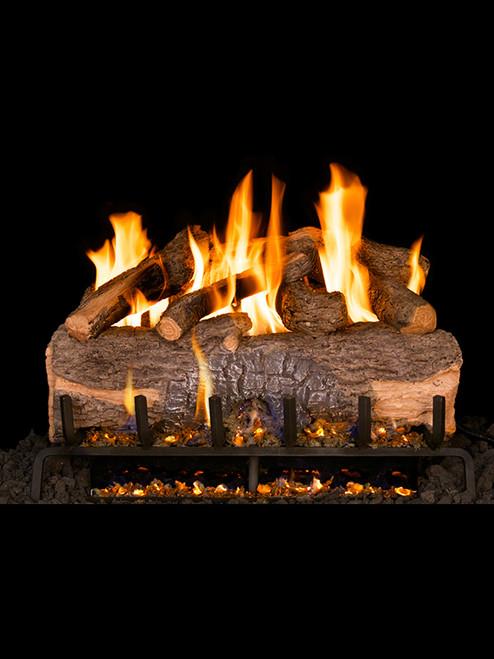 Peterson Real Frye Mountain Crest Oak Gas Logs