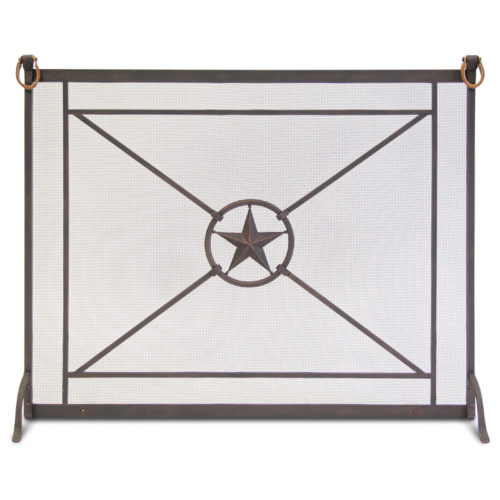 "Single Panel Western Star Screen 40""W x 32.5""H"