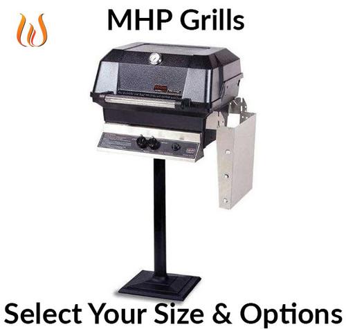 MHP JNR4DD Gas Grill
