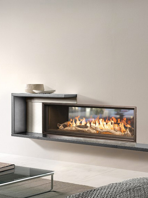 Town & Country WS54ST Indoor Outdoor Fireplace