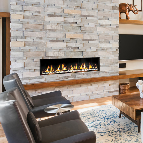 Solas Fire FORTY8 Slim-Line Built-In