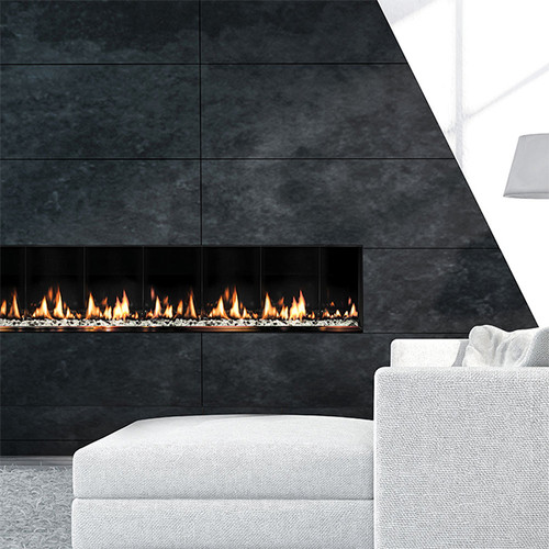 Solas Fire SIXTY0 Slim-Line Built-In