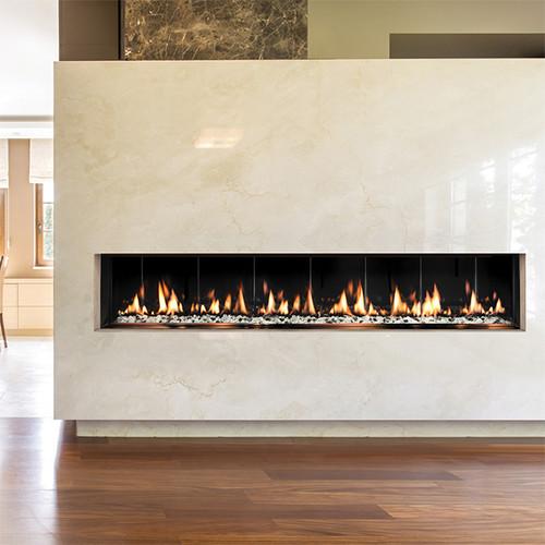 Solas Fire SIXTY0 Slim-Line Built-In