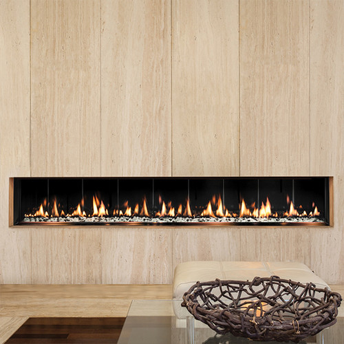 Solas Fire SEVENTY2 Slim-Line Built-In