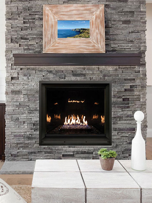 Solas THIRTY8 Built-In Direct-Vent Gas Fireplace