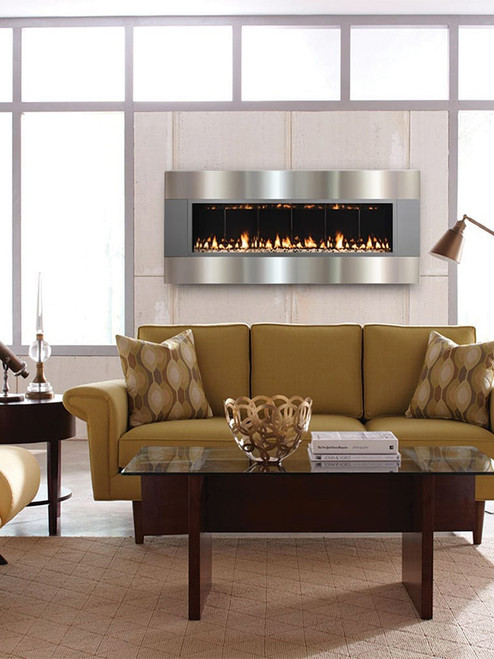 Solas FORTY6 VF Gas Fireplace