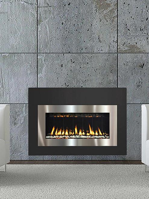 Solas Fire TWENTY6 FI Contemporary Fireplace