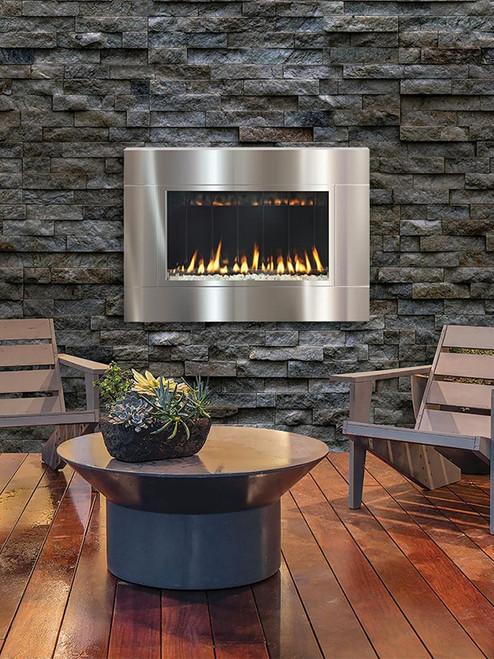 Solas Fire TWENTY6 Outdoor Fireplace