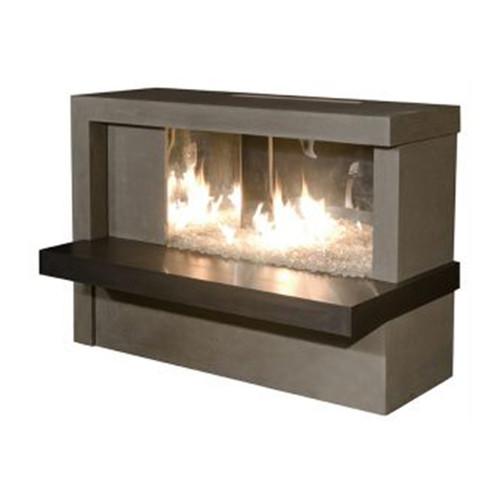 American Fyre Designs Manhattan Outdoor Gas Fireplace
