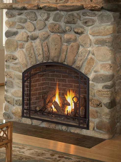 Alpha 36S Gas Fireplace