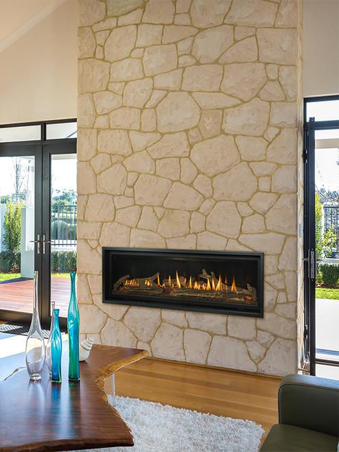 Kozy Heat Slayton 60 Gas Fireplace