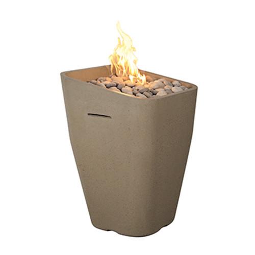 Crest Fire Urn
