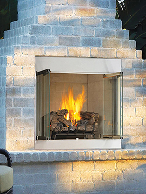 Astria Odyssey Outdoor Vent Free Gas Fireplace