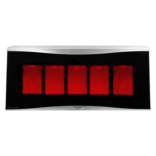Platinum Smart-Heat 5 Burner Heater