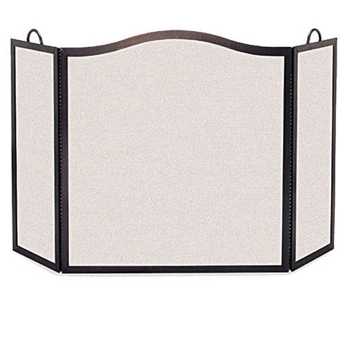 Pilgrim Camelback Arch Folding Screen (Multi Sizes & Finishes Available)