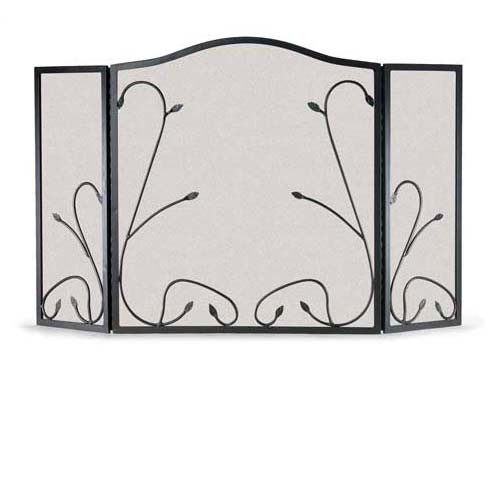 Pilgrim Leaf And Vine 3 Panel Screen