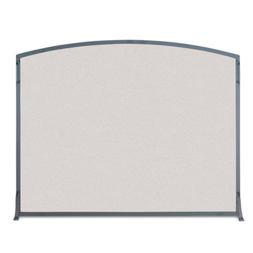 "Pilgrim Single Panel Classic Arch Screen 39""W x 31""H"