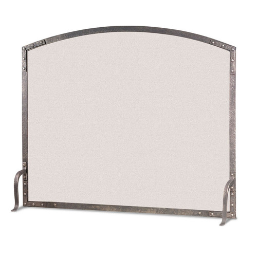 "Pilgrim Single Panel Old World Arch Screen 42""W x 34""H"