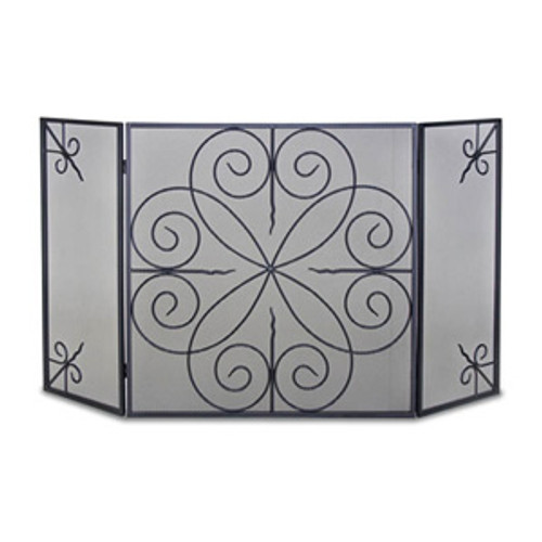 Pilgrim Elements 3 Panel Screen (Multi Finishes Available)