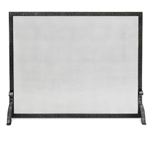 Pilgrim Bay Branch Embossed Screen 39″W x 31.5″H