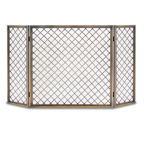 Pilgrim Hartwick 3 Panel Screen