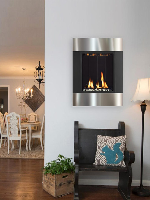 Solas Fire ONE6 Direct Vent Gas Fireplace