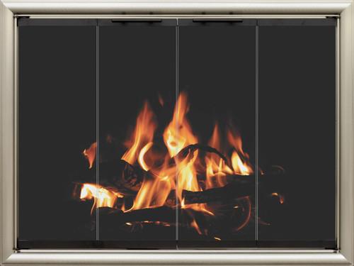 Legacy Coronado Fireplace Doors Pricing From $879-1319