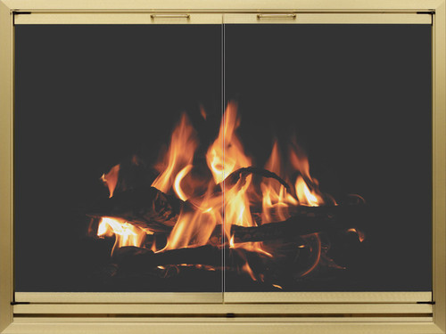 Legacy Huntington Fireplace Doors Pricing From $870-$1319