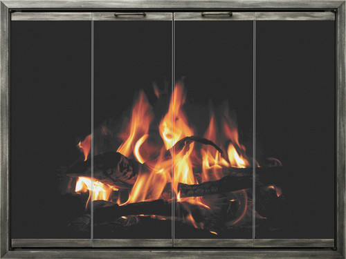 Legacy Lakewood Fireplace Doors Pricing From $879-$1319