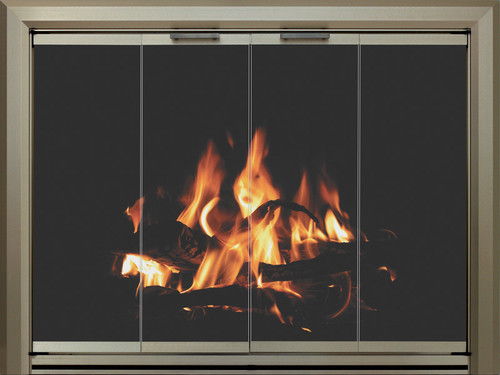 Legacy Lancaster Fireplace Doors Pricing From $879-$1319