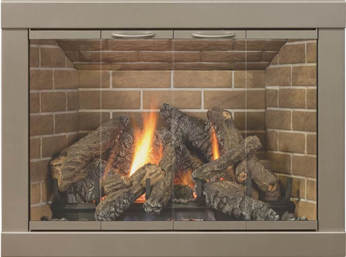 Essential Kingston Stock Fireplace Door Pricing From $740-$864
