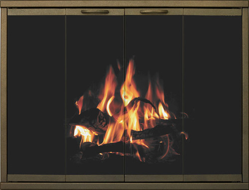 Essential Kingston custom Fireplace Doors Pricing From $735-1098