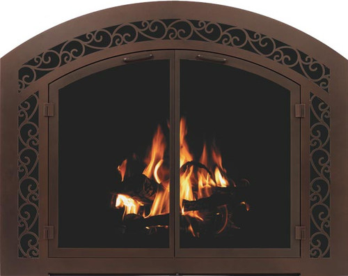 Awesome Fireplace Accessories Fireplace Doors Page 1 Interior Design Ideas Philsoteloinfo