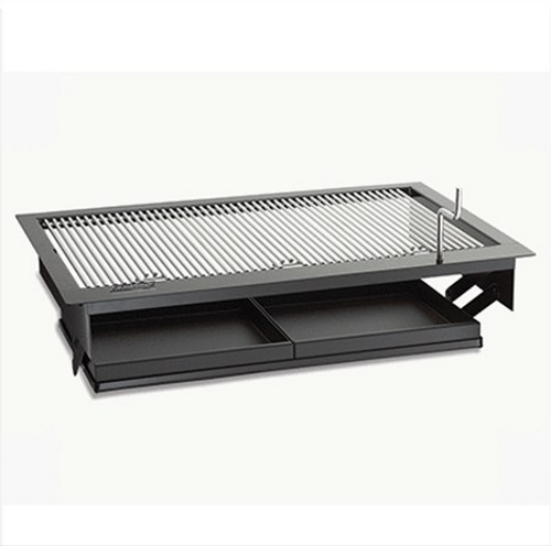 Charcoal 31″ Fire Master Drop-In Grill