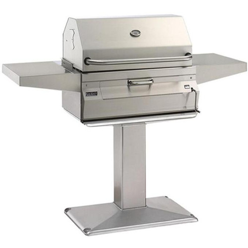 Charcoal Patio Mount Grill