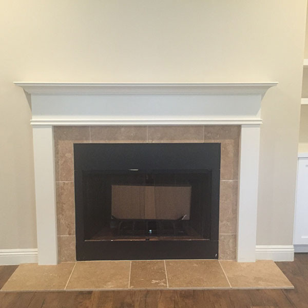 Awesome Montpelier Custom Fireplace Mantel No Flutes Download Free Architecture Designs Terstmadebymaigaardcom