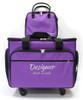 Trolley Bag Large Purple 56cm