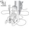 Open Toe Sensormatic Free-Motion Foot