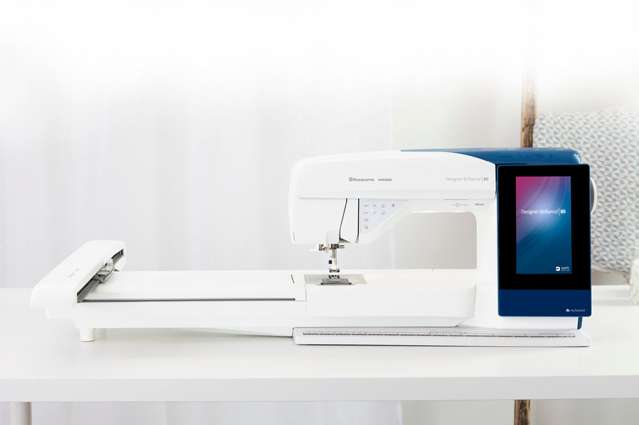Brillance 80Q Sewing Machine
