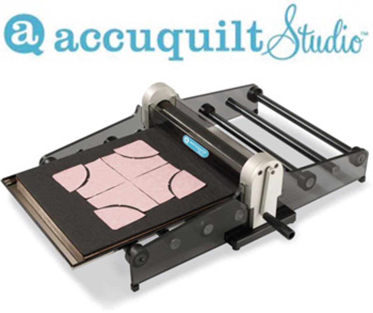 Studio Fabric Cutter Accuquilt