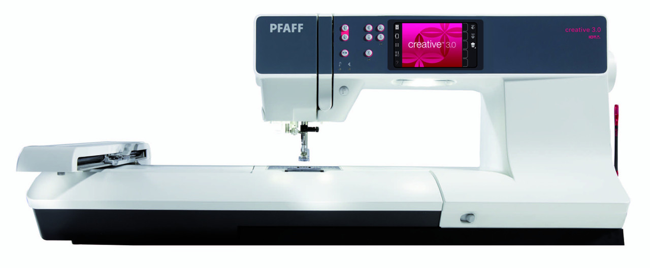 Pfaff Creative 3.0 + emb unit