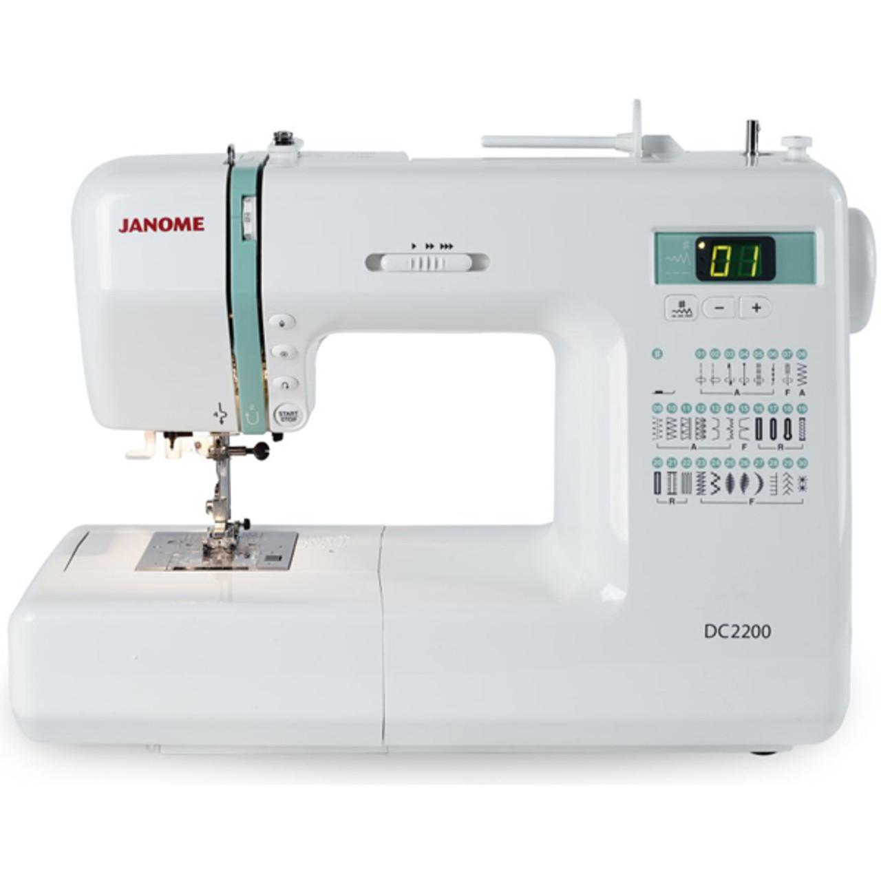 Janome DC2200