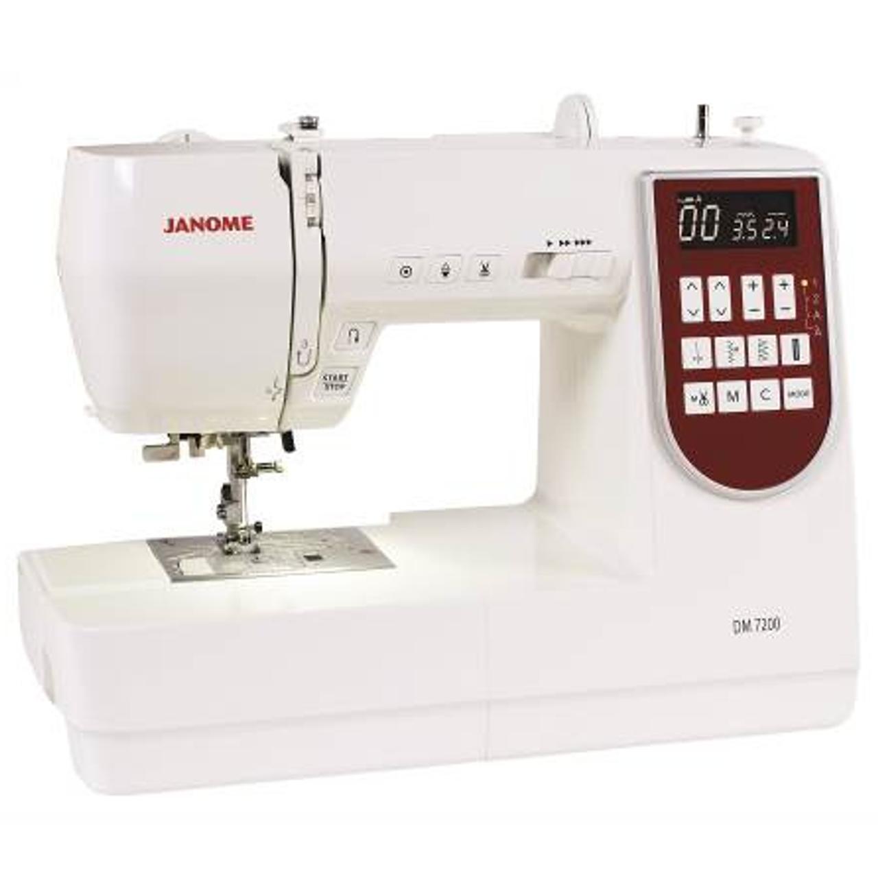 Janome DM7200