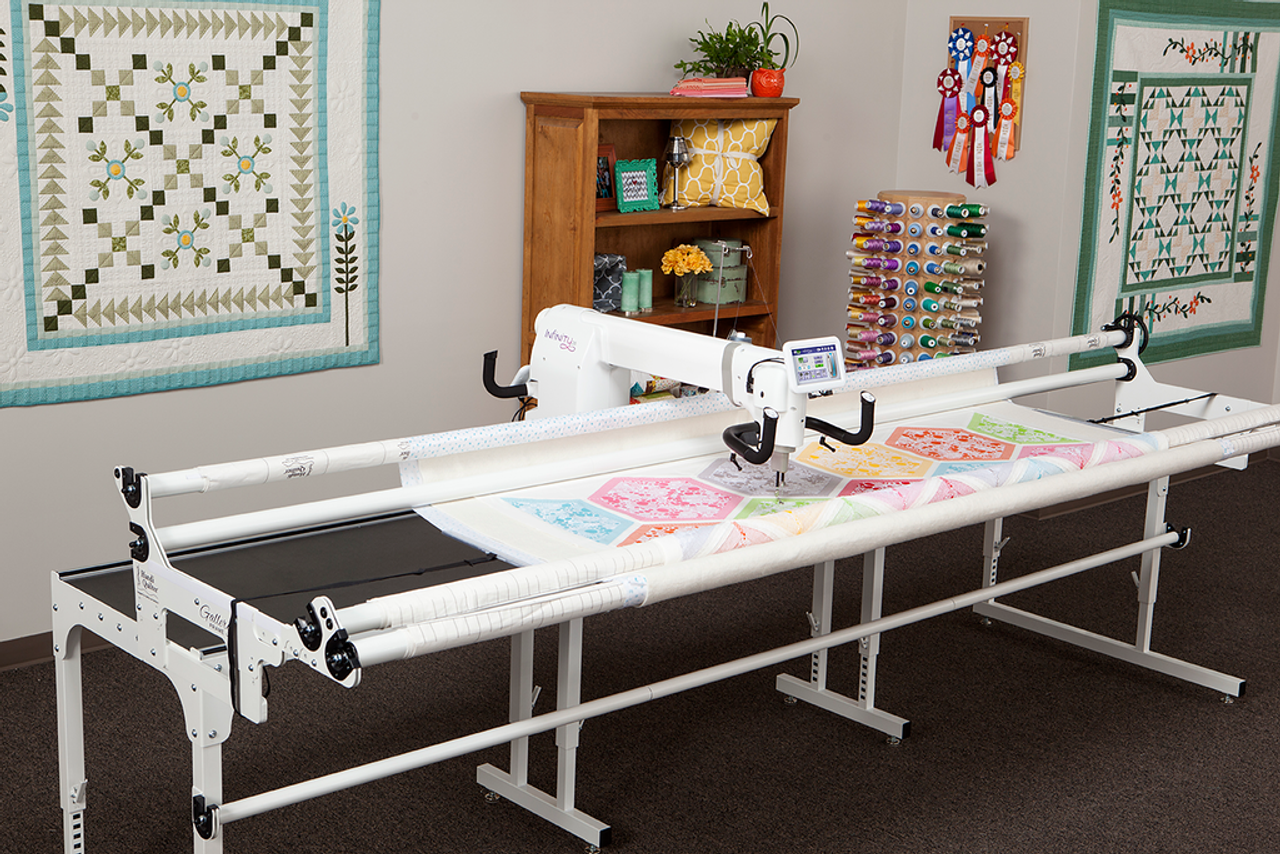 Handi Quilter Infininity 26 and Galley frame package