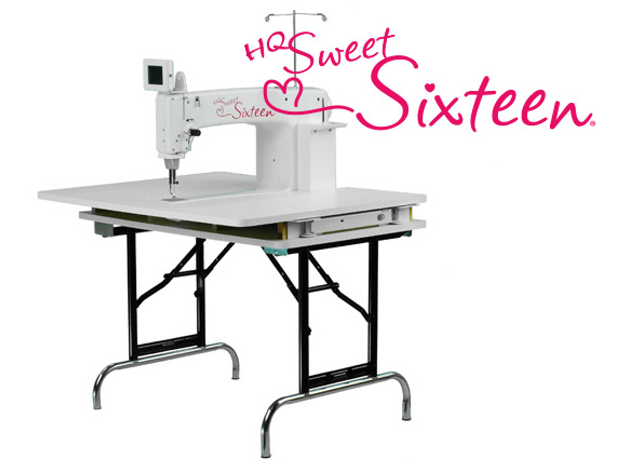 Handi Quilter Sweet Sixteen And Insight Table