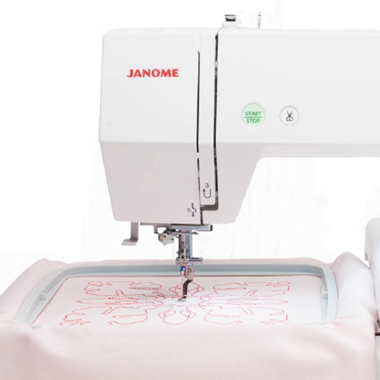 Janome Memory Craft 400E