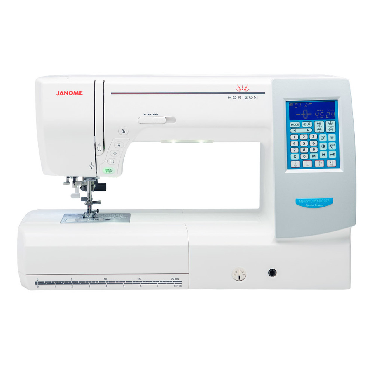 Janome Memory Craft MC8200QCP