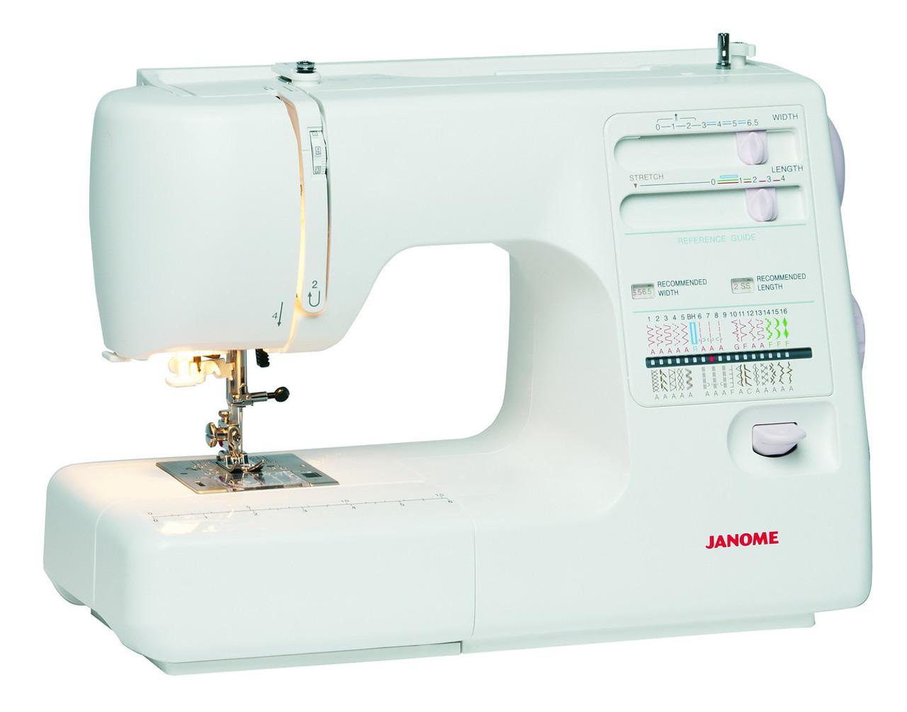 Janome MS5027LE