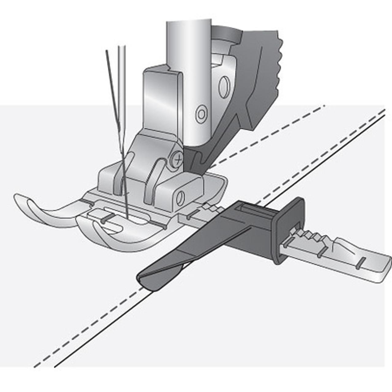 Adjustable Guide Foot For IDT System